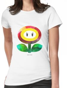 SUPER EVIL FIREFLY - by Mien Wayne Womens Fitted T-Shirt