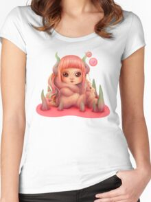 Candy Women's Fitted Scoop T-Shirt