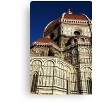 Duomo detail Canvas Print