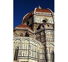 Duomo detail Photographic Print