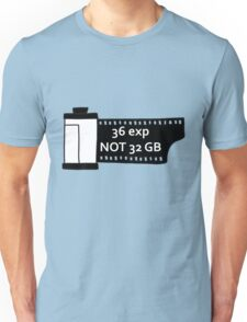 Shoot film Unisex T-Shirt