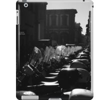 Scooters sparkle too iPad Case/Skin