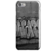 Behind The Facade iPhone Case/Skin
