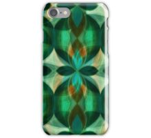 d37: foliage - pastels and pixels iPhone Case/Skin
