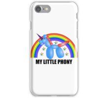 My Little Phony iPhone Case/Skin