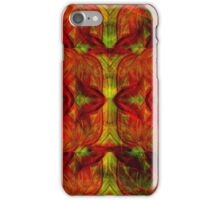 d45: autumn - pastels and pixels  iPhone Case/Skin