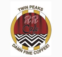 Twin Peaks RR Cafe by illucifer