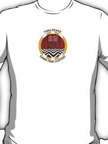 Twin Peaks RR Cafe T-Shirt