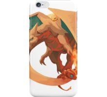 Realistic Charizard iPhone Case/Skin