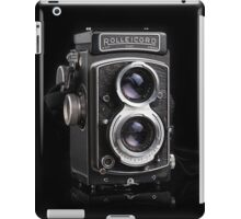 Rolleicord V (1954–1957) iPad Case/Skin