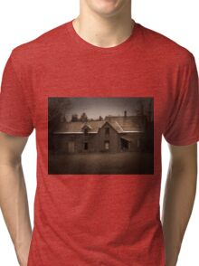 Ghostly Appearance Tri-blend T-Shirt