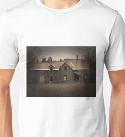 Ghostly Appearance Unisex T-Shirt