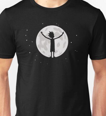 Rick, Man in the Moon! Unisex T-Shirt