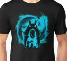Dark Friend - Ghibli Totoro by Mien Wayne Unisex T-Shirt