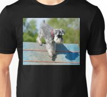NZDAC GORE 2014 - Schnauzer Unisex T-Shirt