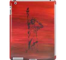 The price of liberty is steep iPad Case/Skin