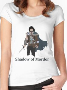 Talion, the shadow of Mordor Women's Fitted Scoop T-Shirt