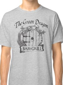 The Hobbit Green Dragon Bar & Grill Shirt T-Shirt Classic T-Shirt