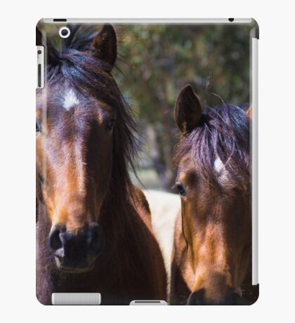 Mares of a Feather iPad Case/Skin