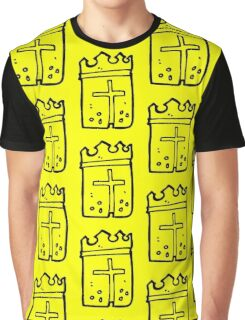 king arthur Graphic T-Shirt