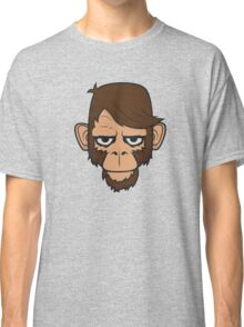 Monkey Hipster Classic T-Shirt
