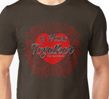 15 Years Together T-Shirt Unisex T-Shirt