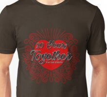 20 Years Together T-Shirt Unisex T-Shirt