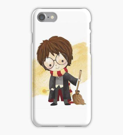 Harry Potter cartoon iPhone Case/Skin