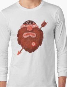 Biker in love Long Sleeve T-Shirt