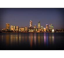 City of Perth Photographic Print
