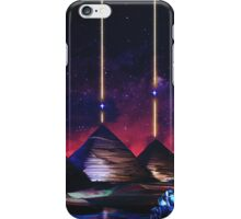 Giza-Orion Alignment  iPhone Case/Skin