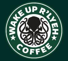 Wake Up R'lyeh Coffee | Unisex T-Shirt