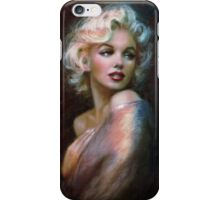 Marilyn WW  iPhone Case/Skin