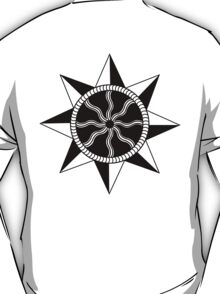 Compass design  T-Shirt