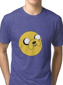 Jake the doge Tri-blend T-Shirt