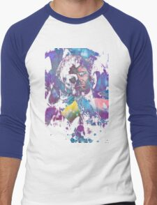 The Sixth Doctor Men's Baseball ¾ T-Shirt