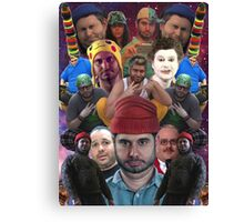 h3h3 - ULTIMATE ETHAN  Canvas Print