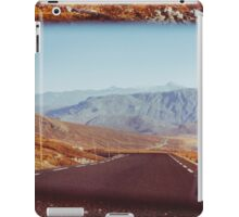 Road Tripping in Scandinavia iPad Case/Skin