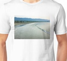 Ocean Silk - a Peaceful Santa Barbara Seascape  Unisex T-Shirt