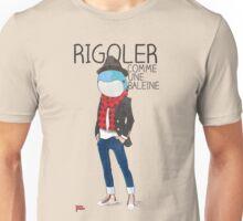 Rigoler Comme Une Baleine T-Shirt