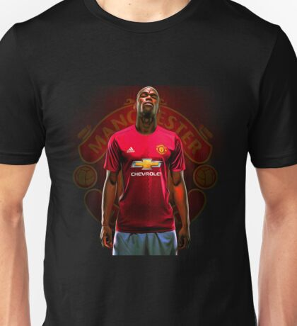 pogba manchester united Unisex T-Shirt