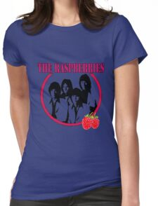 The Raspberries Womens Fitted T-Shirt