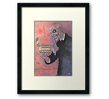 New Gentlemen Framed Print