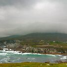 achill island panoramic landscape ireland by Noel Moore Up The Banner Photography