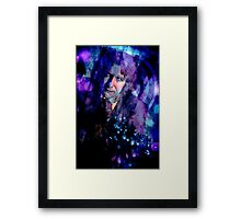 The Eighth Doctor  Framed Print