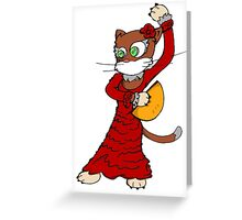 Chatrmen Greeting Card
