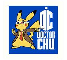 dr. chu Art Print