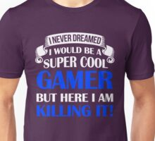 A Super Cool Gamer  Unisex T-Shirt