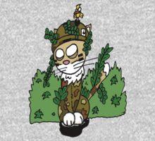 chatmouflage I One Piece - Long Sleeve