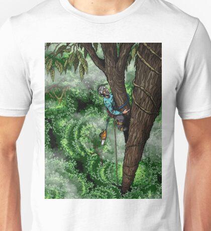 Flip lining Unisex T-Shirt